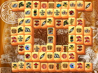 Aztec Tower Mahjong