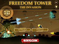 Freedom Tower: The Invasion