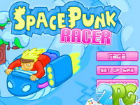 Space Punk Racer