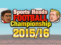 Sports Heads : Football Championship 2015