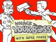 Whack Your Boss Superhero Style