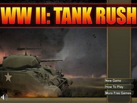 World War II: Tank Rush