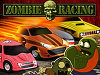 racing zombie