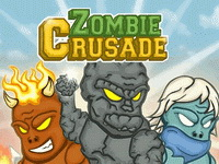 Zombie Crusade Tower Defense