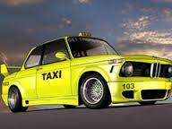 BMW Taxi Jigsaw