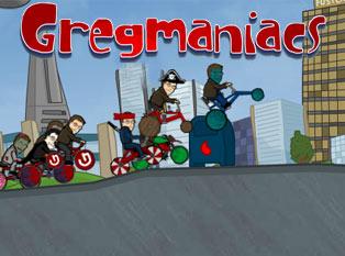 Gregmaniacs